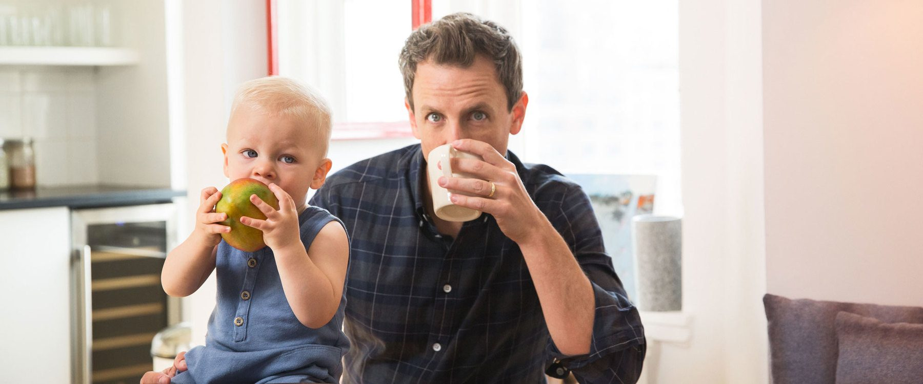 Father's Day with Seth Meyers
