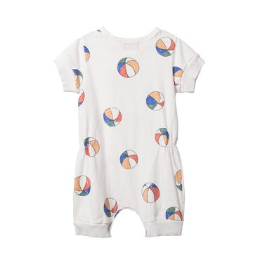 Baby Jumpsuit Basketball