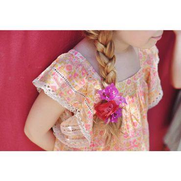 Penelope Batik Dress