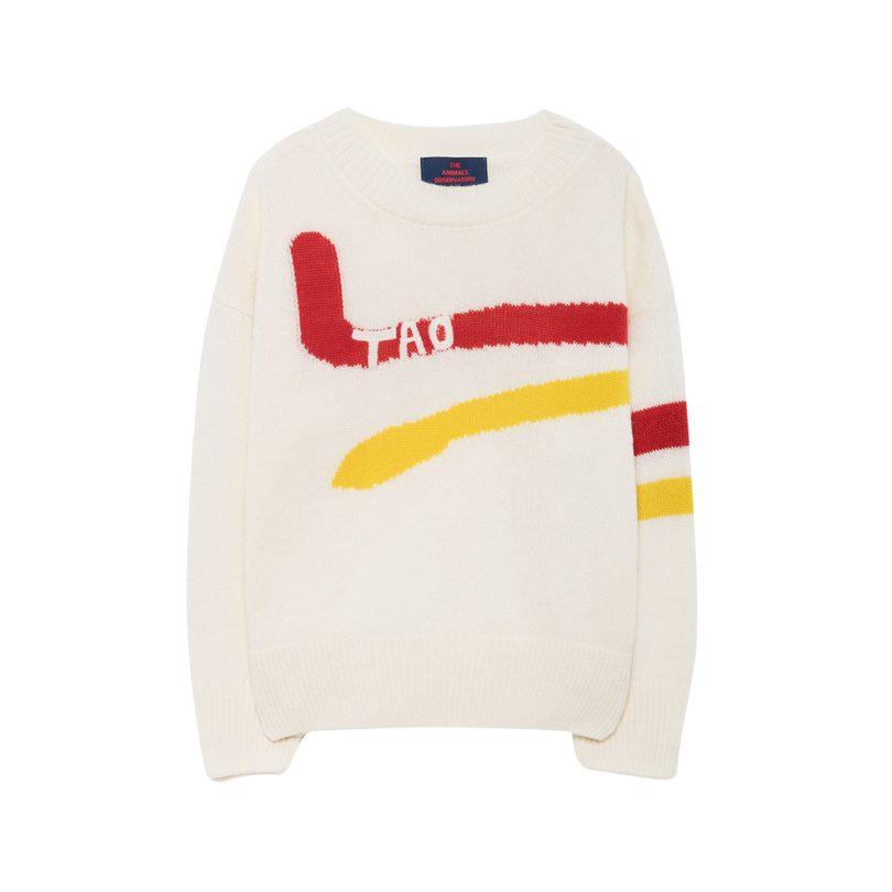 Bull Sweater, Yellow
