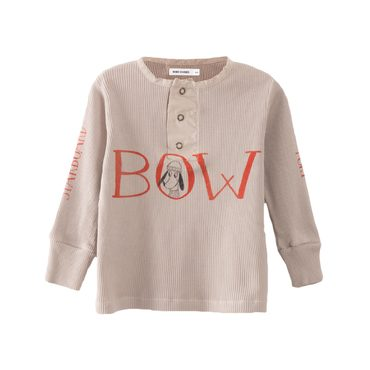Baby Buttons T-Shirt, Bow
