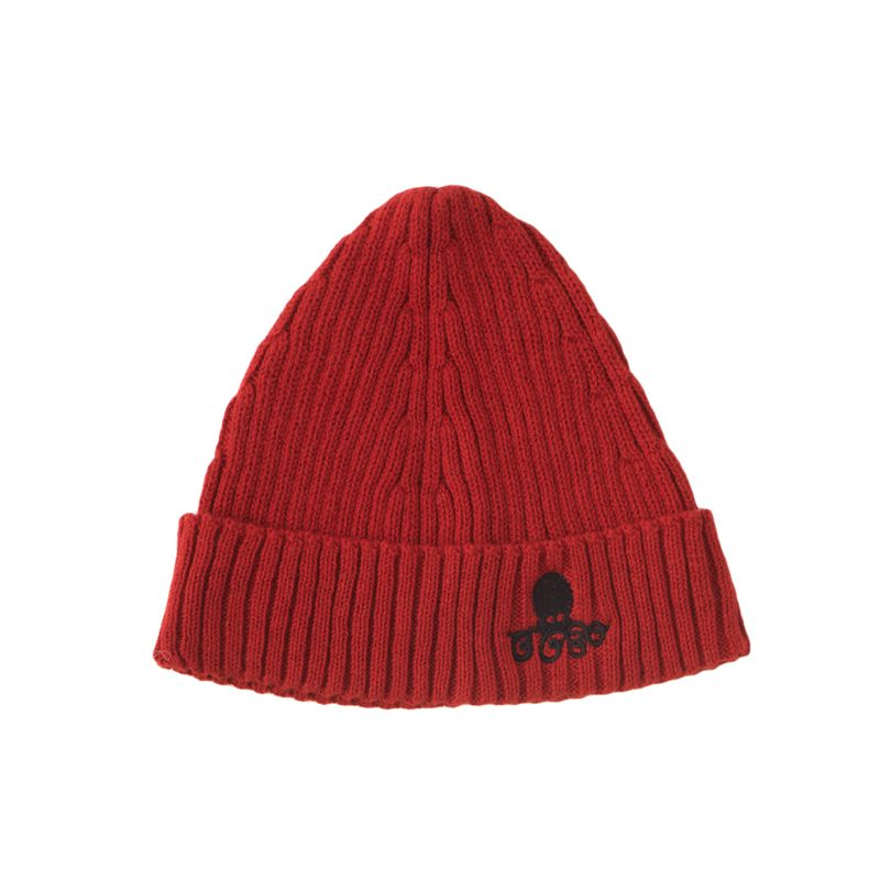 d92e1afb7 Cousteau Beanie, Red