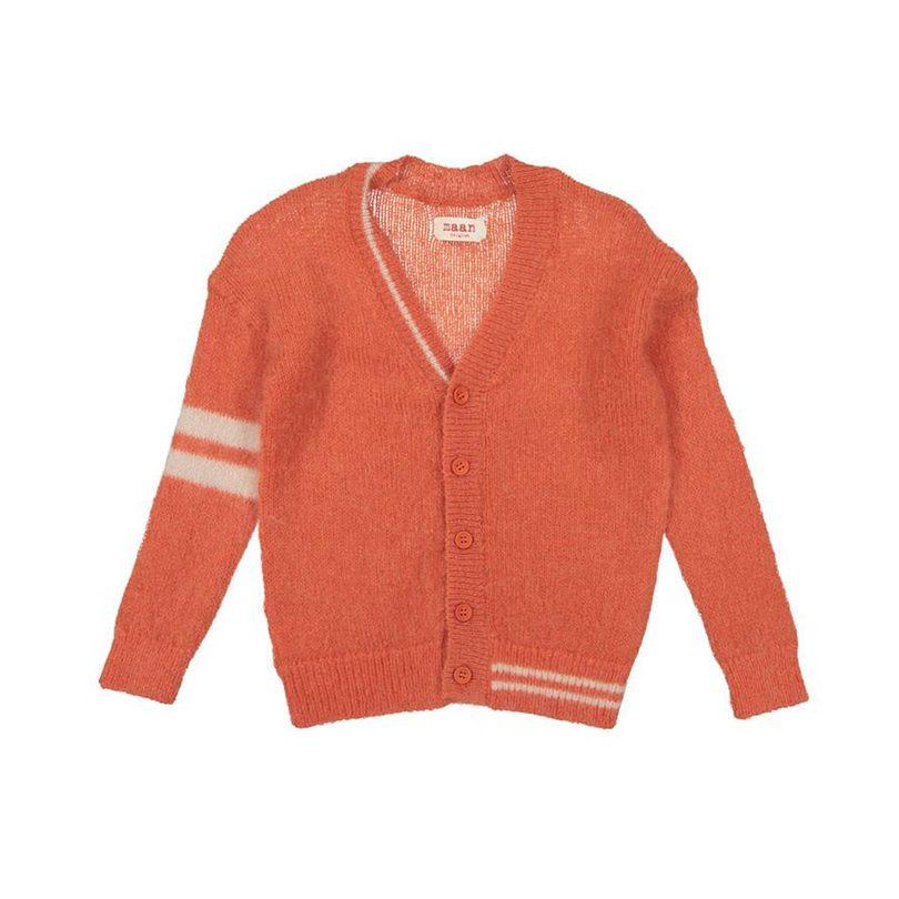 Matt Knitted Cardi, Blush