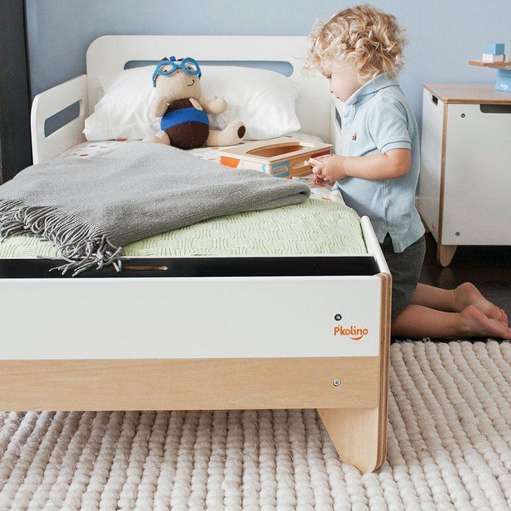 Sensational Pkolino Little Modern Toddler Bed Creativecarmelina Interior Chair Design Creativecarmelinacom