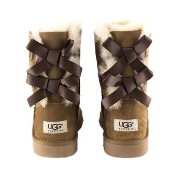 Bailey Bow Boots, Brown
