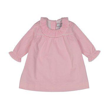Elsa Corduroy Dress, Lillys Pink