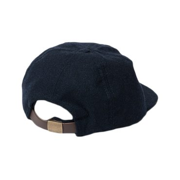 Wool Cap, Navy