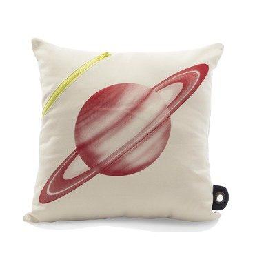 """""""Scientist"""" Storage Pillow, Saturn"""
