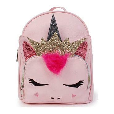 Unicorn Queen Critter Mini Backpack