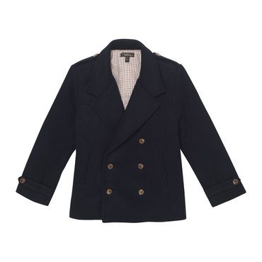Henry Peacoat, Blackcurrant Wool