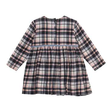 Camille Dress, Brushed Cotton Check