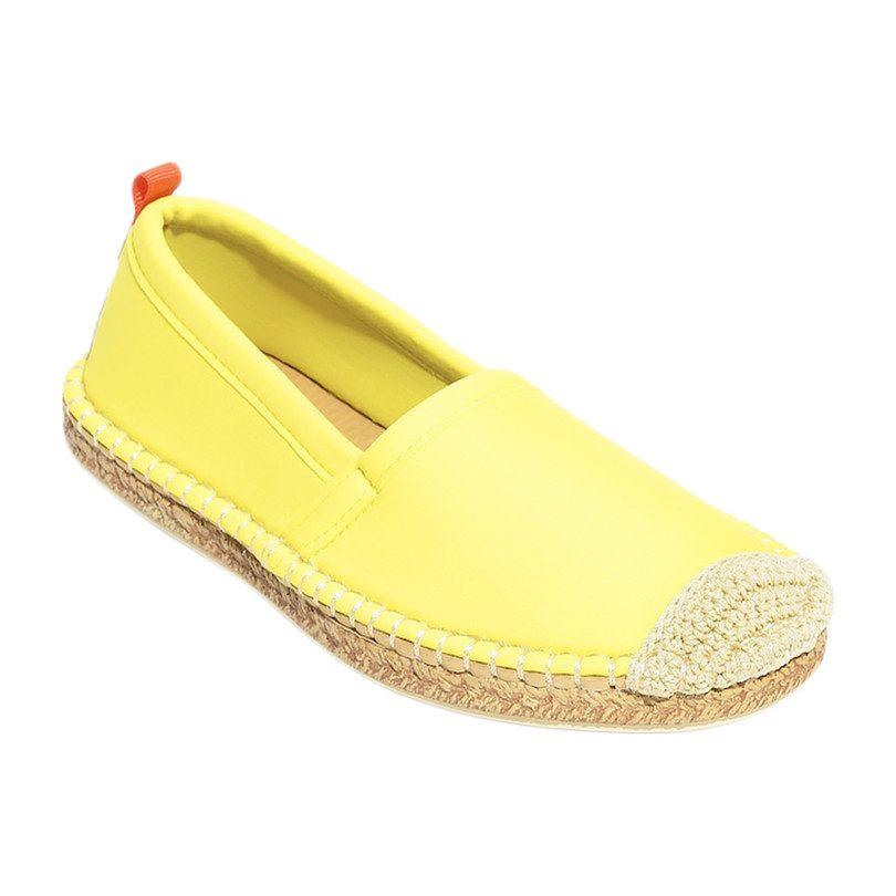 Beachcomber Espadrille, Citron