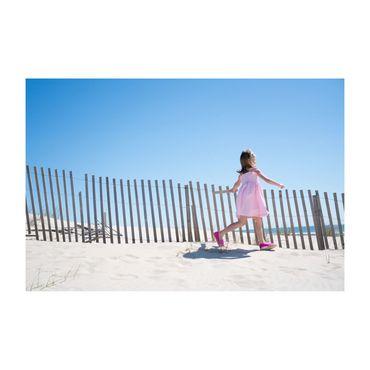Beachcomber Espadrille, Hot Pink