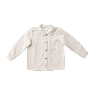 Jefferson Shirt, Tan Stripe