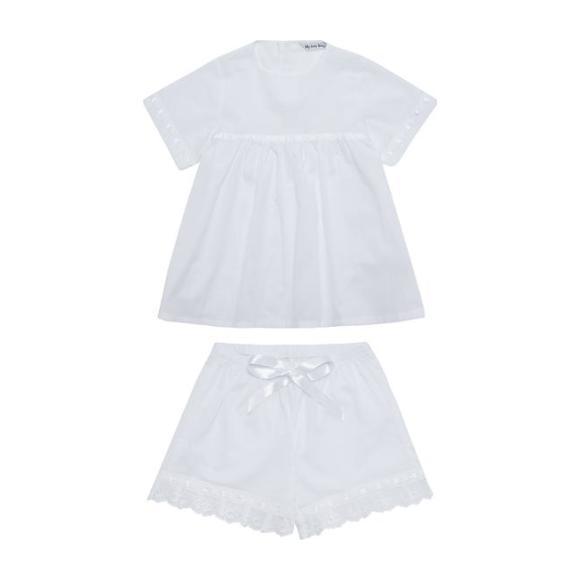 Bianca Pajamas, White