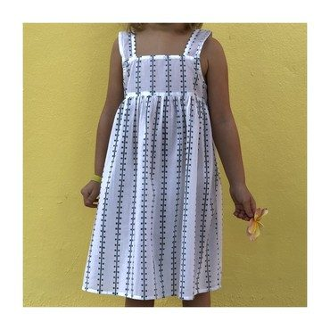 Harper Nightdress/Daydress, Teal Blue