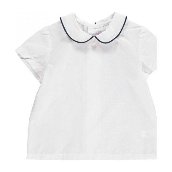 Mallard Shirt, White