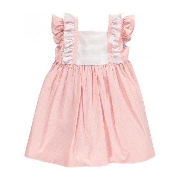 Sonia Dress, Pink