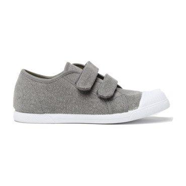Velcro Sneakers, Grey