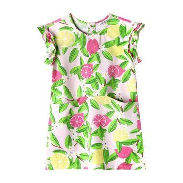 Mini Reagan Dress, Pink Lemonade