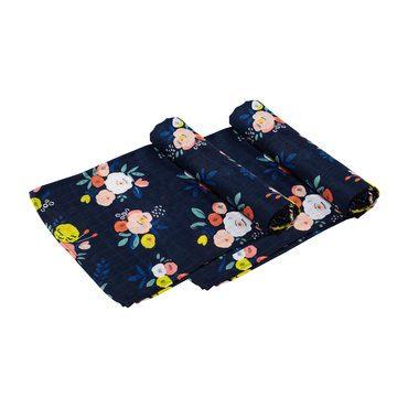 Full Bloom Swaddle 2 Pack