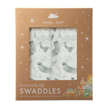 Seals Swaddle 2 Pack