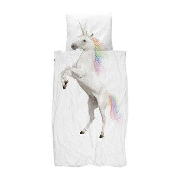 *Exclusive* Rainbow Unicorn Duvet Set