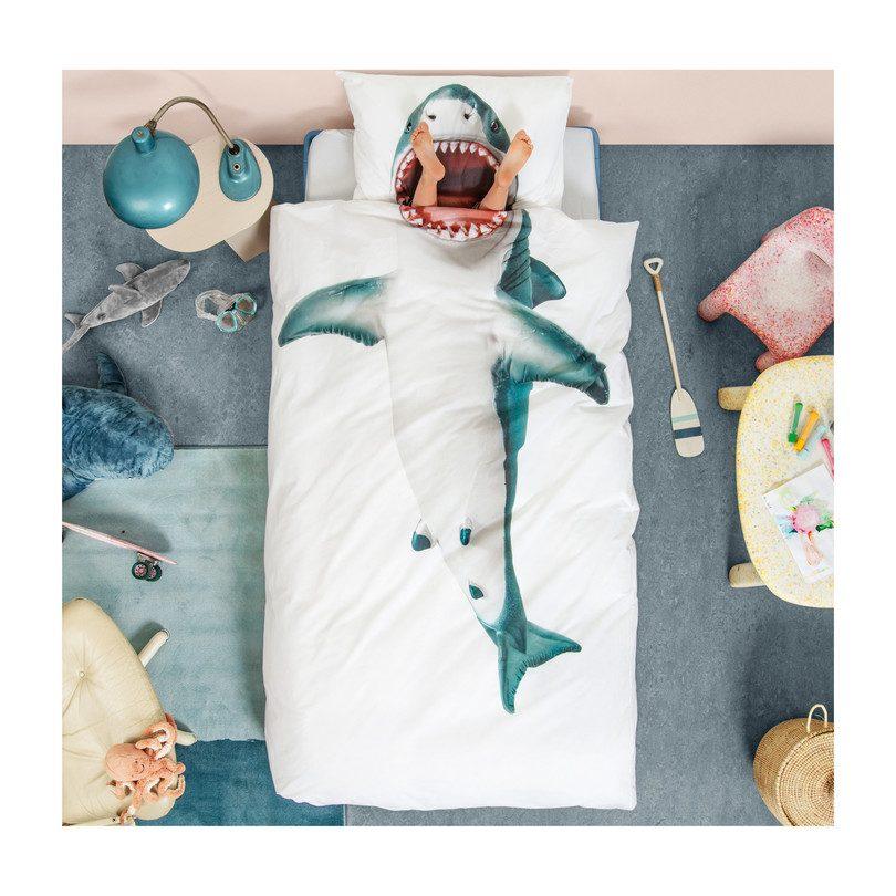 Shark Duvet Set