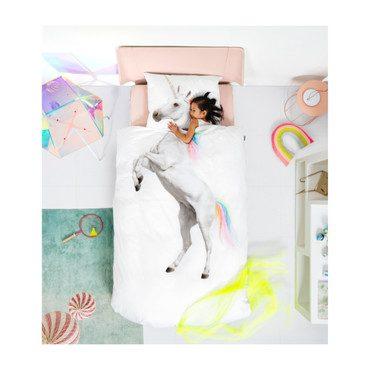 Rainbow Unicorn Duvet Set