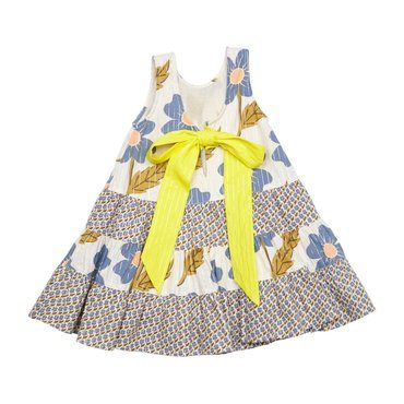 Pearl Dress, Vapor Blue