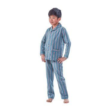 Victor Pyjamas, Green Stripe