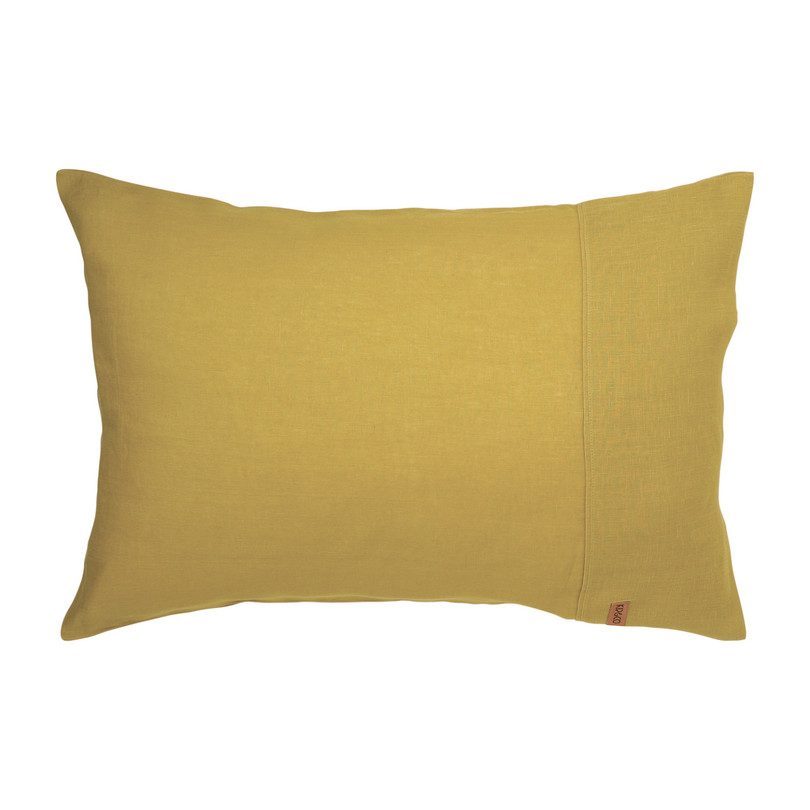 Set of 2 Linin Pillowcases, Blondie