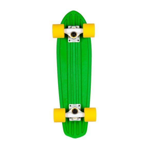 Mash Ups Skateboard, Green
