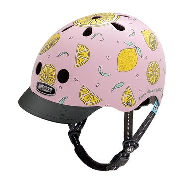 Little Nutty Helmet, Pink Lemonade