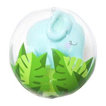 Elephant 3D Inflatable Beach Ball