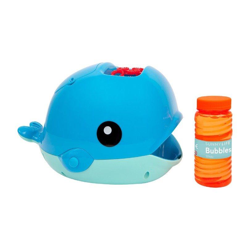 Whale Giant Animal Bubbles