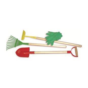 Large Garden Tool Set, Multi