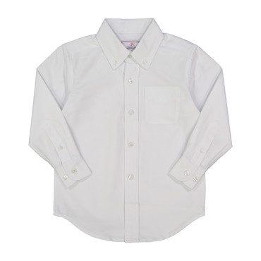 Owen Oxford Shirt, White