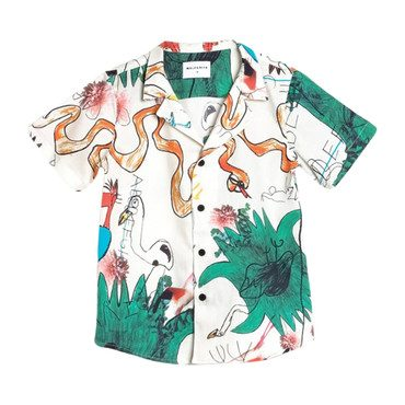 Bruno Shirt, Snakes and Ladders