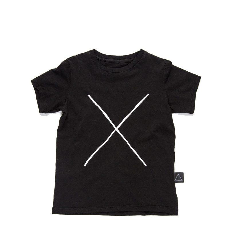 X Tee, Black