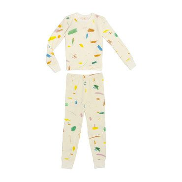 Exclusive Doodle Pajama Set