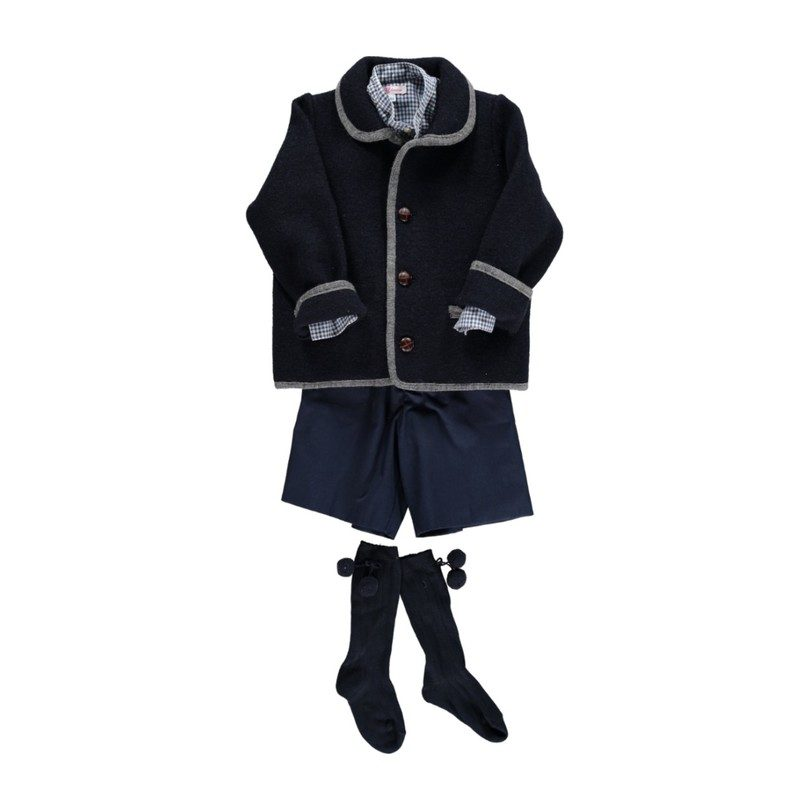 Redwink Coat, Navy