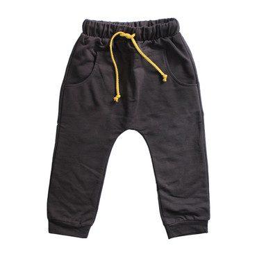 Pants, Charcoal