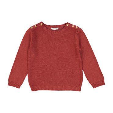 Felix Sweater, Tomate
