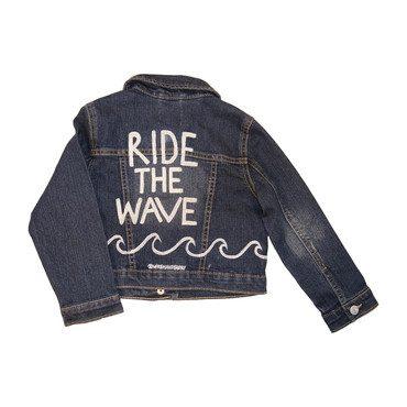 Ride the Wave Denim Jacket