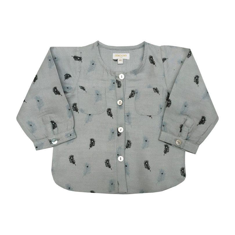 Sam Shirt, Cloud Feathers