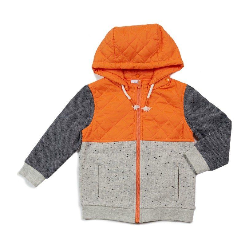 Silas Hoodie, Orange