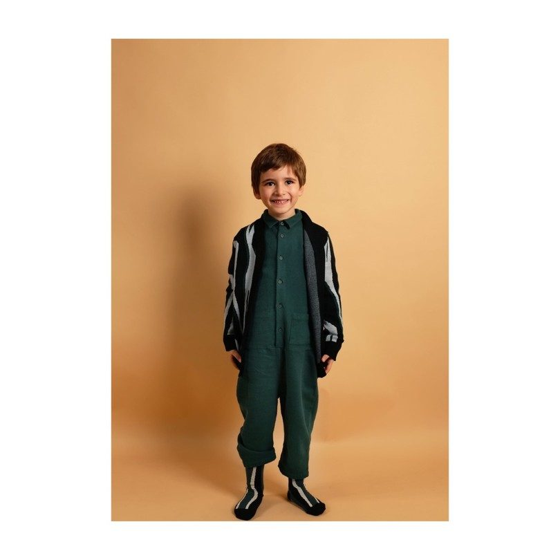 Miguel Jumpsuit, Green
