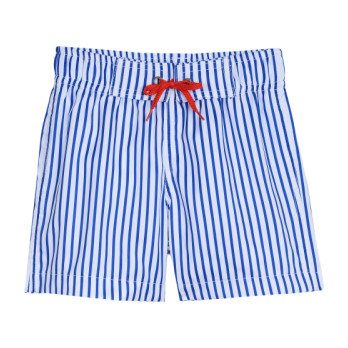 Swim Shorts, Marine Stripe