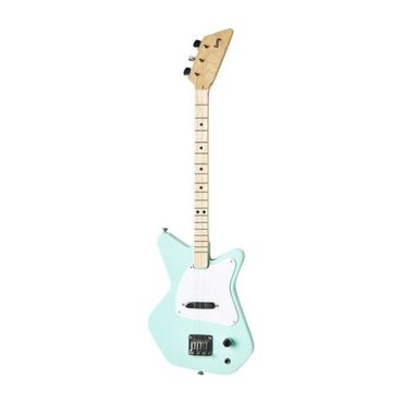 Pro 3-String Electric Guitar, Green